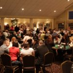 Casino night fundraisers at Eaglevale CC is a great setting