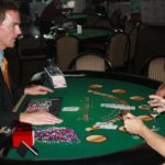 Let's talk Blackjack!- Celebrity Dealer