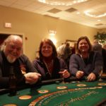 Couples love casino nights out