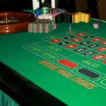 Double 00 wipes out the roulette board!