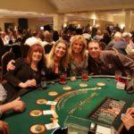 Friendly, fun and casino nights