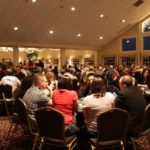 It's always a packed house at Upstate Vegas Event fundraisers