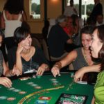 It's all for fun at your casino party