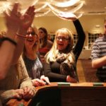 Making your point at the craps table